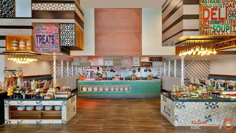 رستوران هتل آماری سریلانکا