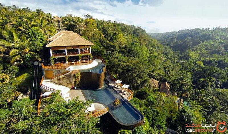 بوتیک هتل باغهای معلق بالی