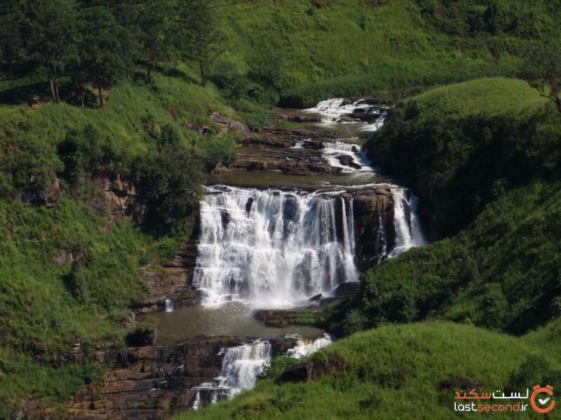 آبشار سنت کلر