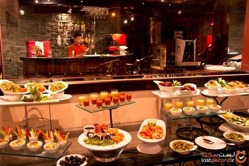 رستوران های سریلانکا