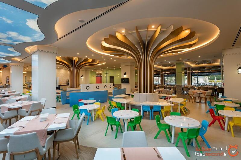 رستوران کودکان
