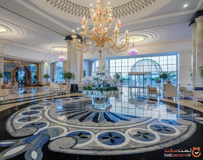 هتل روبی پلاتینوم