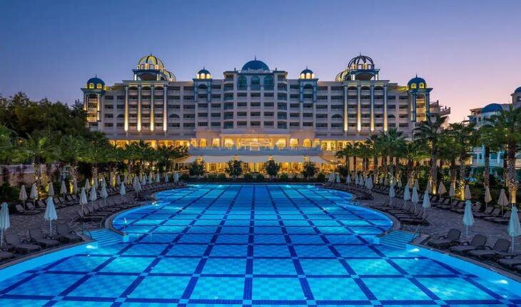 هتل روبی پلاتینوم، آلانیا (Rubi Platinum Spa Resort And Suite)