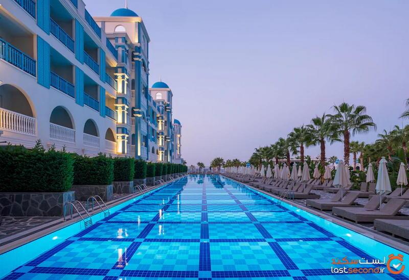 هتل پلاتینوم آلانیا
