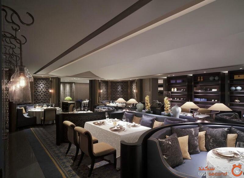 هتل شانگری لا بسفروس