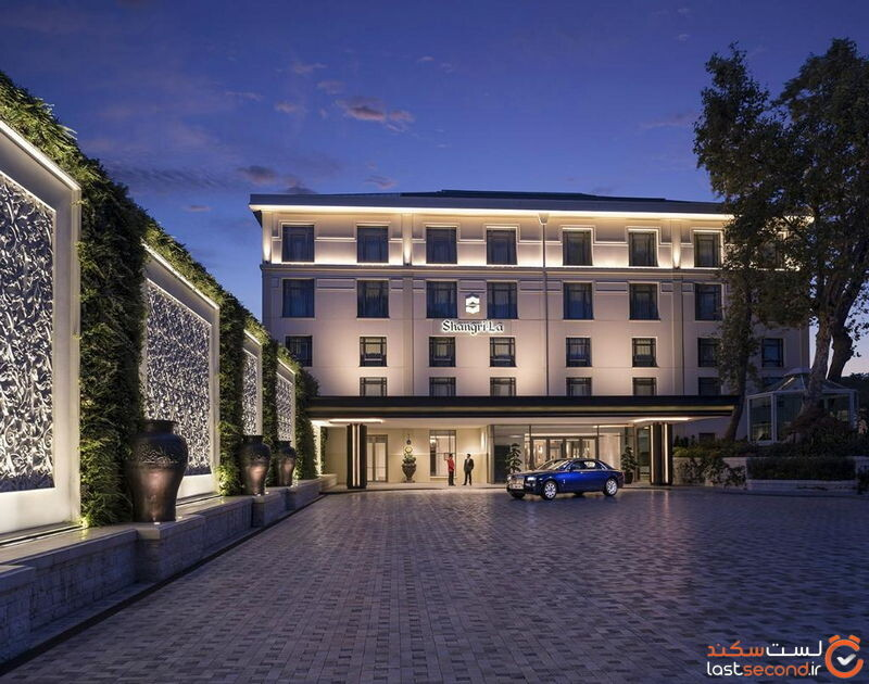 هتل شانگری استانبول
