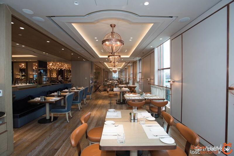رستوران هتل شانگری لا بسفروس استانبول