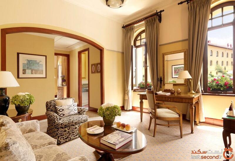 سوئیتهای هتل فور سیزن سلطان احمد