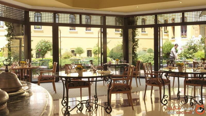 رستوران هتل فور سیزن سلطان احمد