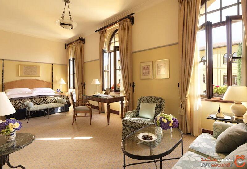 اتاقهای هتل سلطان احمد