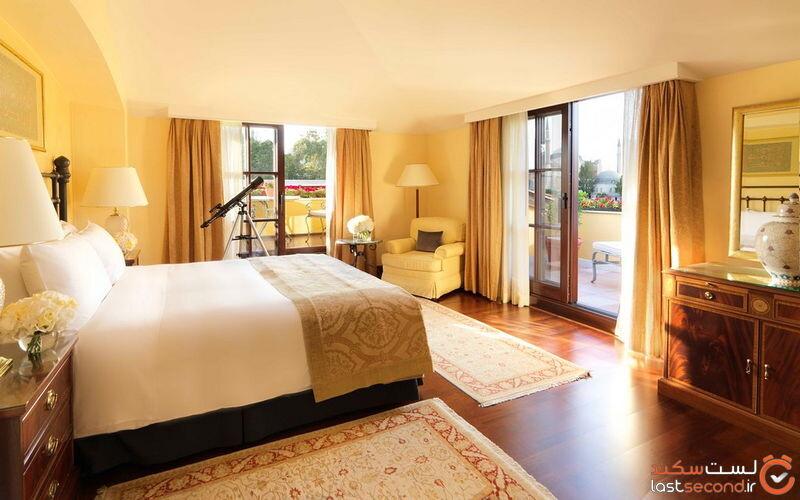 سوئیت هتل سلطان احمد