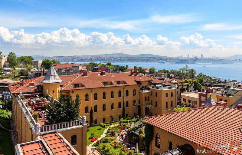 هتل فور سیزن استانبول