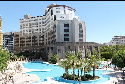 هتل ملاس لارا، آنتالیا (Melas Lara Hotel)
