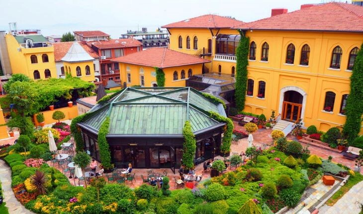 هتل فور سیزن سلطان احمد، استانبول (Four Seasons Sultanahmet Hotel)