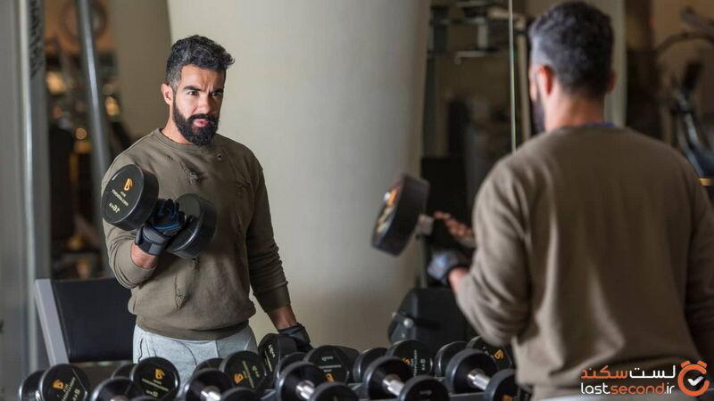 باشگاه بدن سازی هتل سلطان احمد