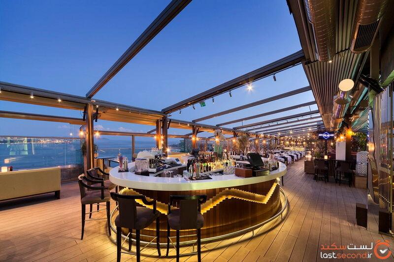 رستوران هتل سیویکی پارک بسفروس