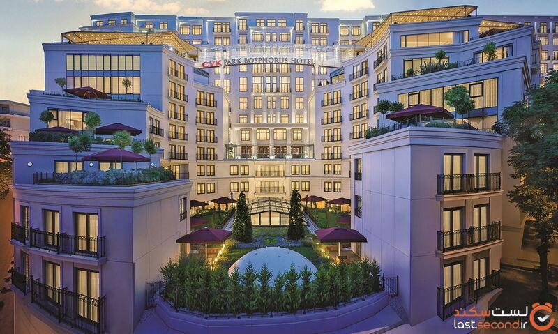 هتل سیویکی پارک استانبول
