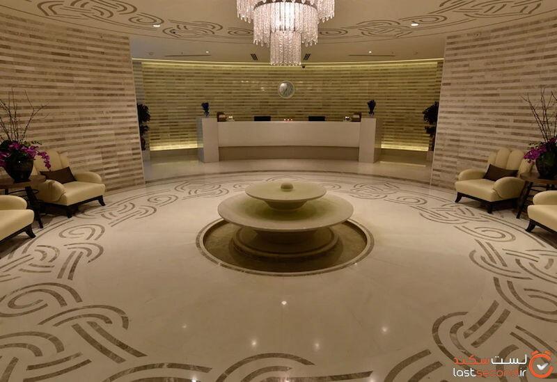 هتل سیویکی پارک بسفروس استانبول