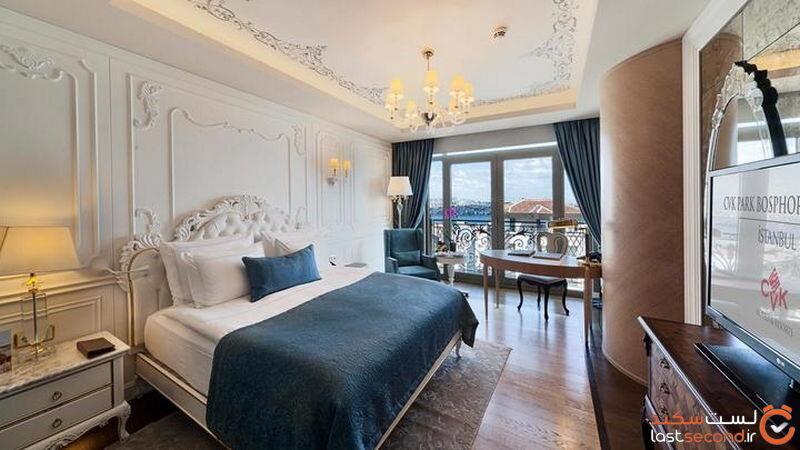 اتاق هتل سیویکی پارک بسفروس