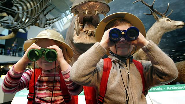 موزههای مناسب کودکان را بشناسید