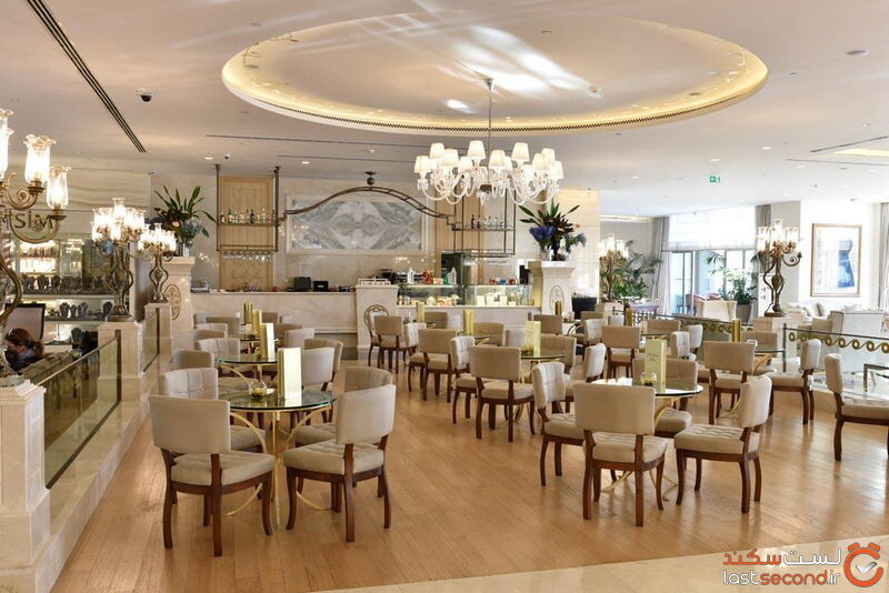 رستوران هتل سیویکی پارک استانبول