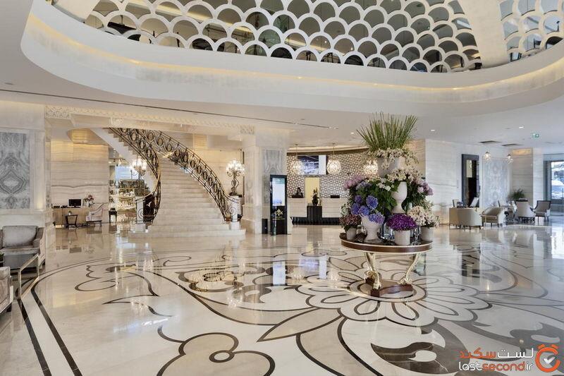 هتل سیویکی پارک بسفروس