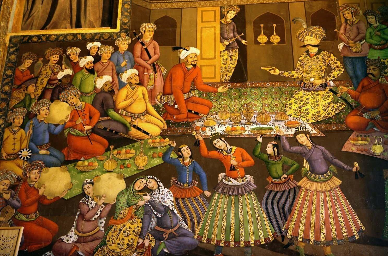 میرنوروزی، حاکم چند روزه و بشارت دهنده بهار و سال نو
