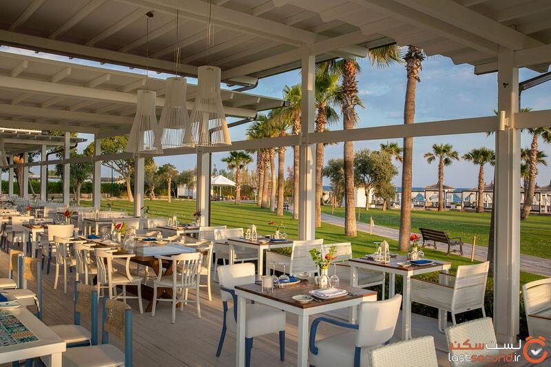 رستوران دریایی هتل باروت لارا