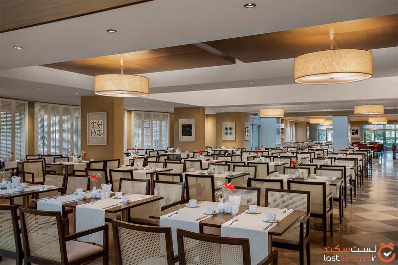 رستوران رستوران هتل باروت لارا