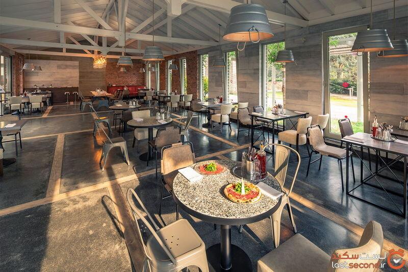 رستوران ایتالیایی هتل باروت لارا