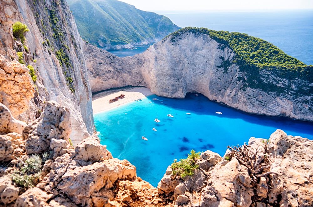 جزایر زیبای ایونی؛ جزایر هفتگانه در یونان