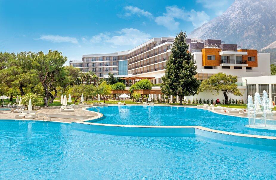 هتل رکسوس بلدیبی، کمر (Rixos Beldibi)