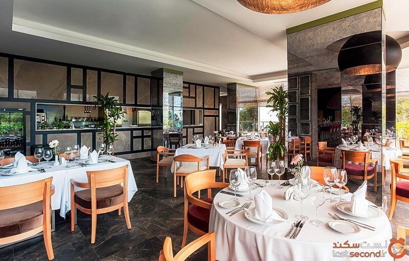 رستوران ایتالیایی رکسوس بلدیبی