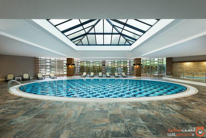 استخر هتل رکسوس بلدیبی