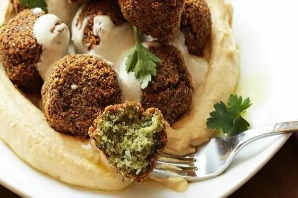 10 غذای محلی گیاهی ایرانی