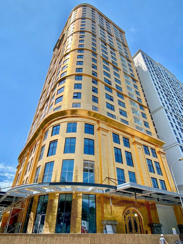 هتل دولچه هانوی؛ اولین هتل روکش طلا در جهان