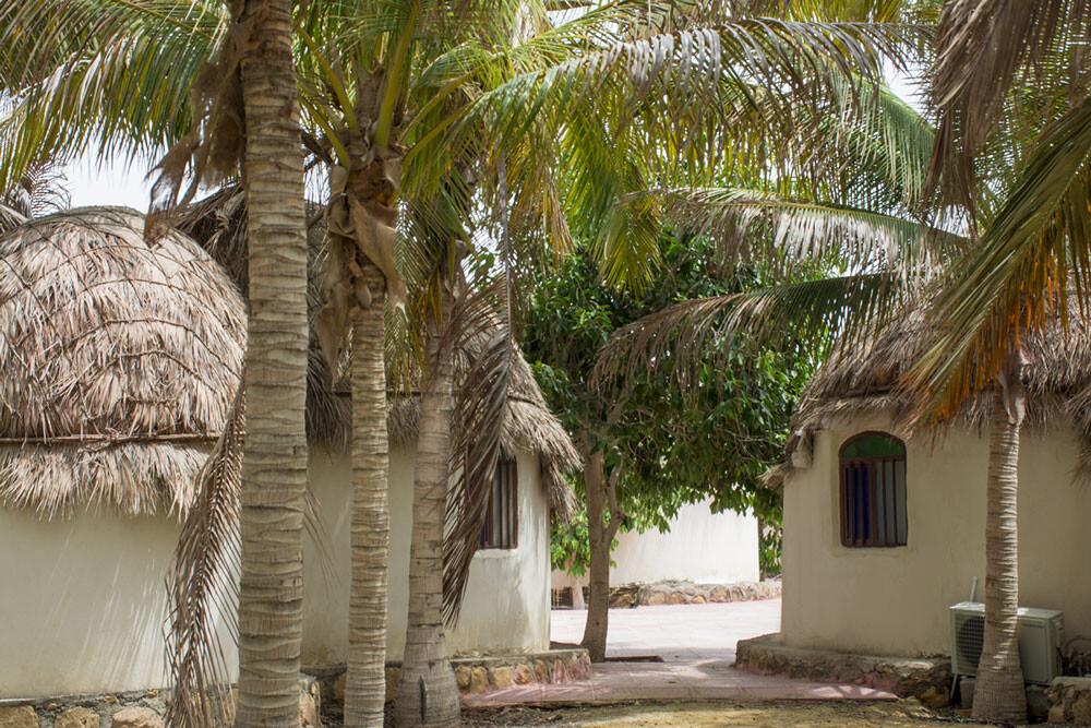 هتل سنتی دُر بلوچ