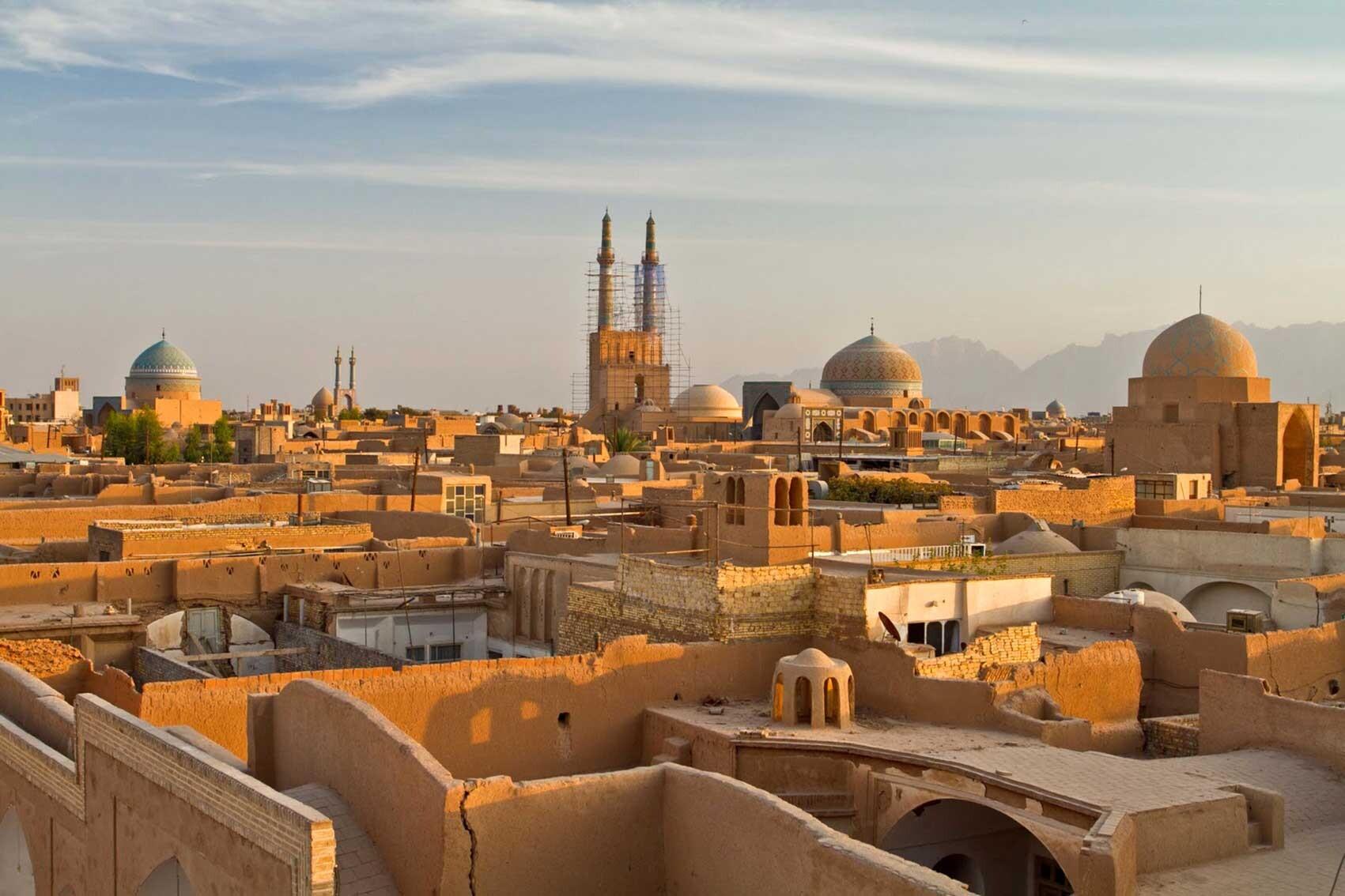 مسجد اوقافی خضرشاهی یزد، اولین موزه مسجد کشور