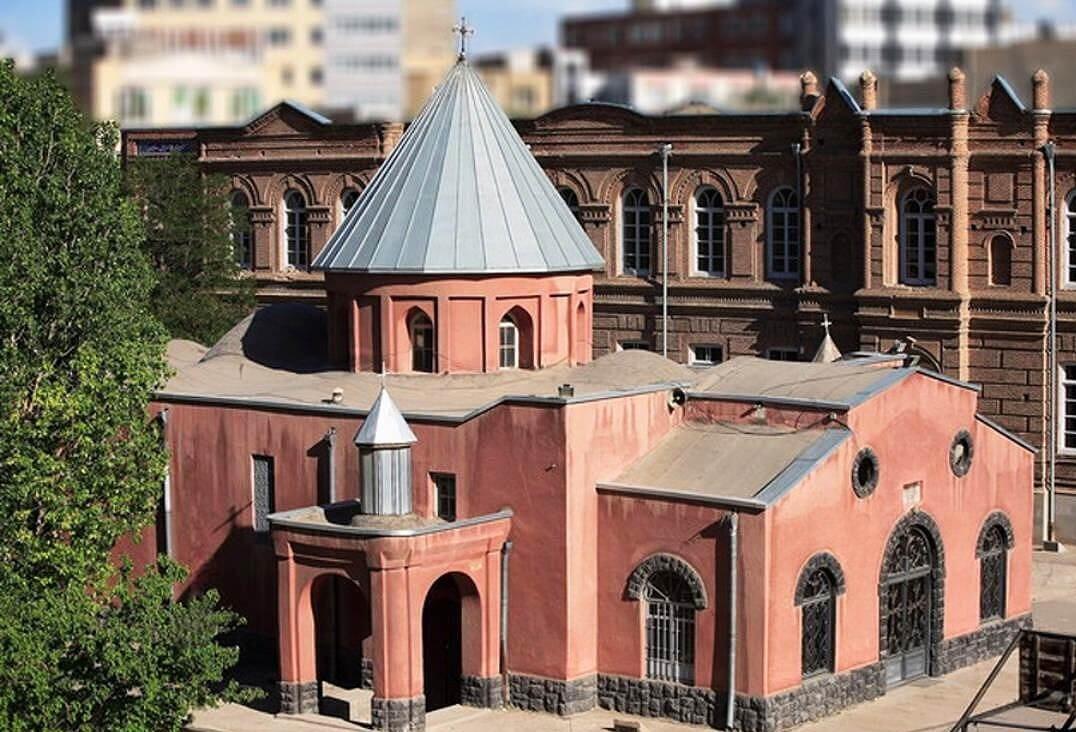جذابترین کلیساهایی که در تبریز هستند