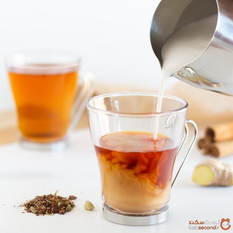 چای شیر