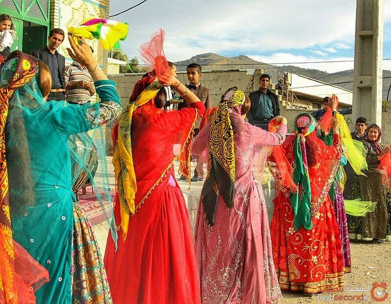 رقص های محلی