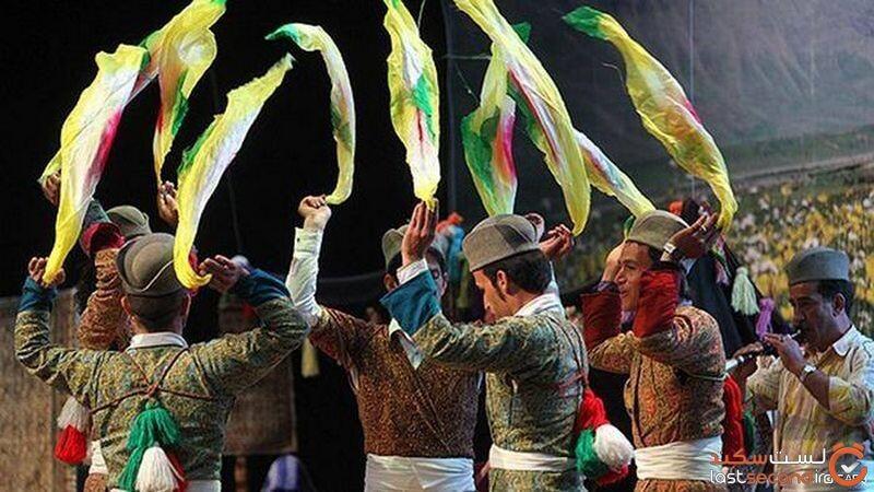 رقصهای محلی