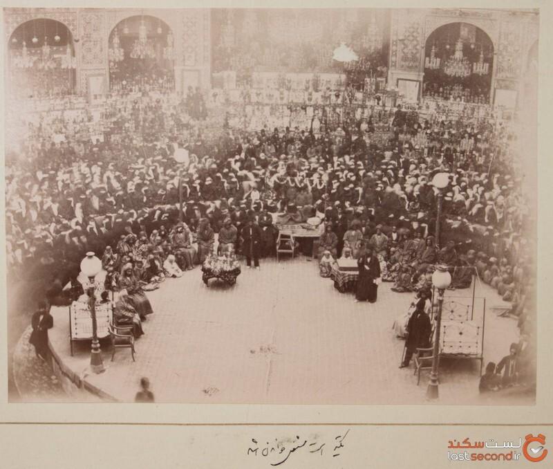 تکیههای تهران