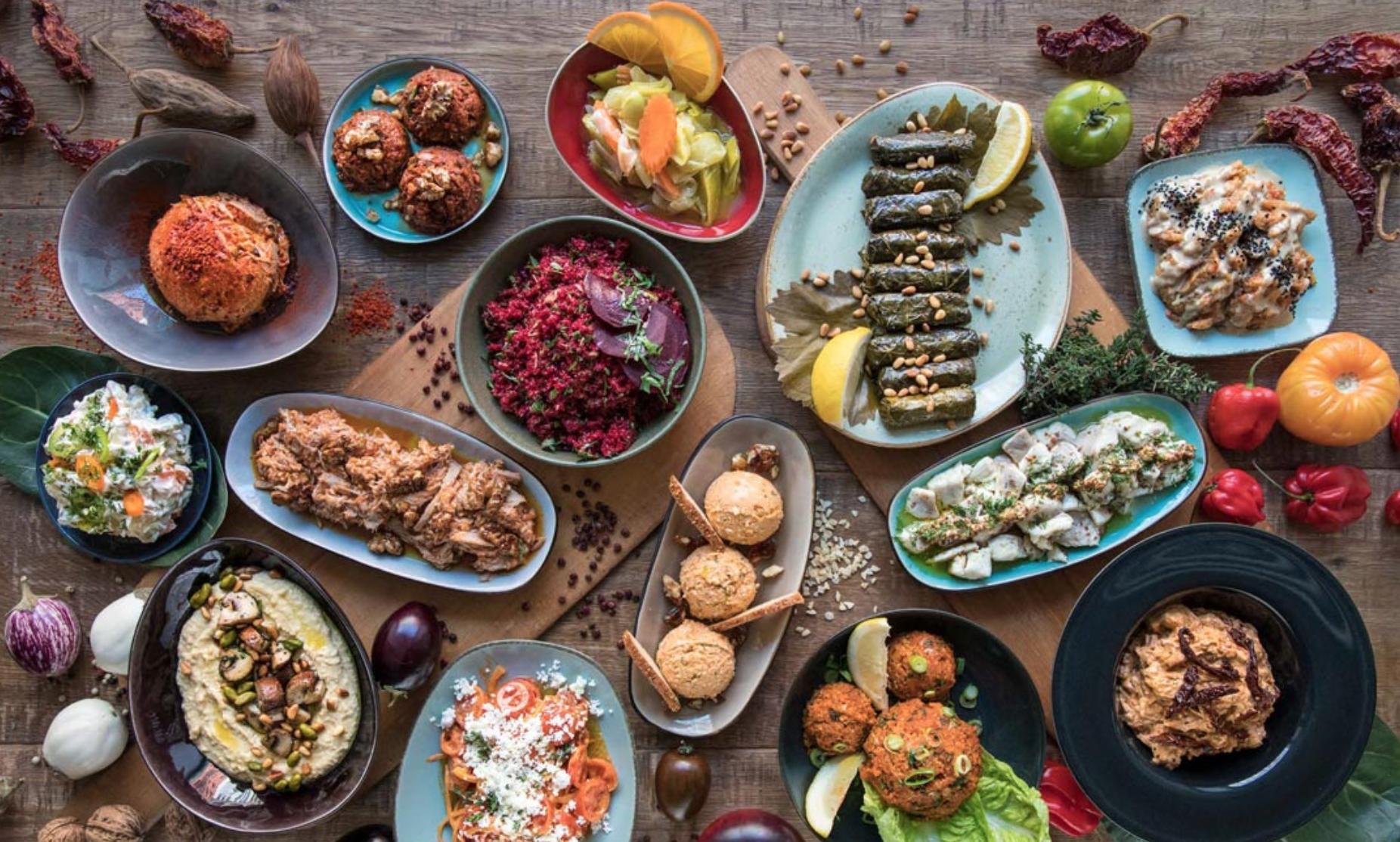 غذاهایی که در ایران و ترکیه مشترک هستند