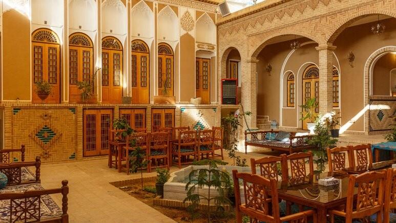 هتل سنتي پارس
