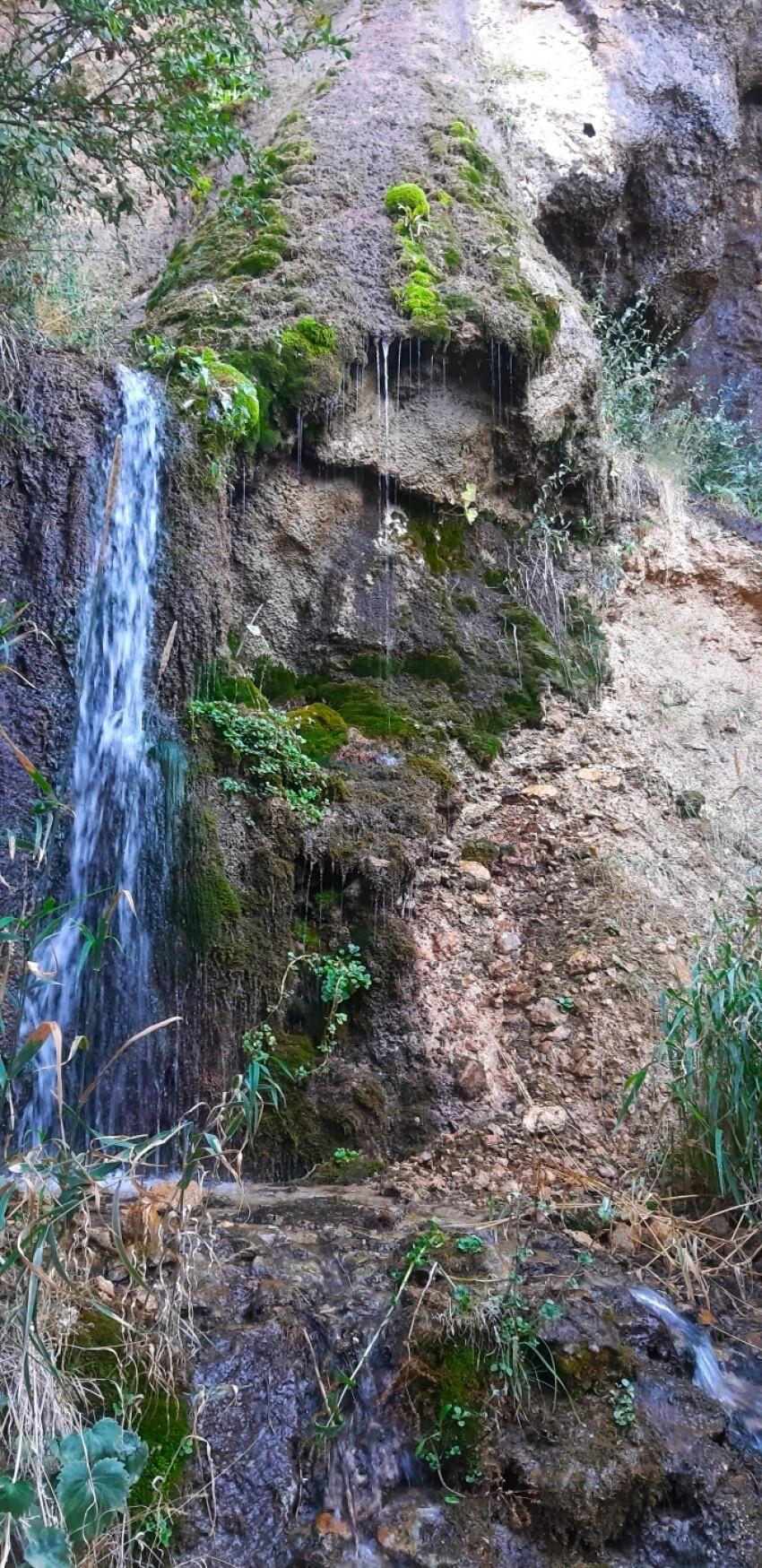 Morzian Sepidan Waterfall