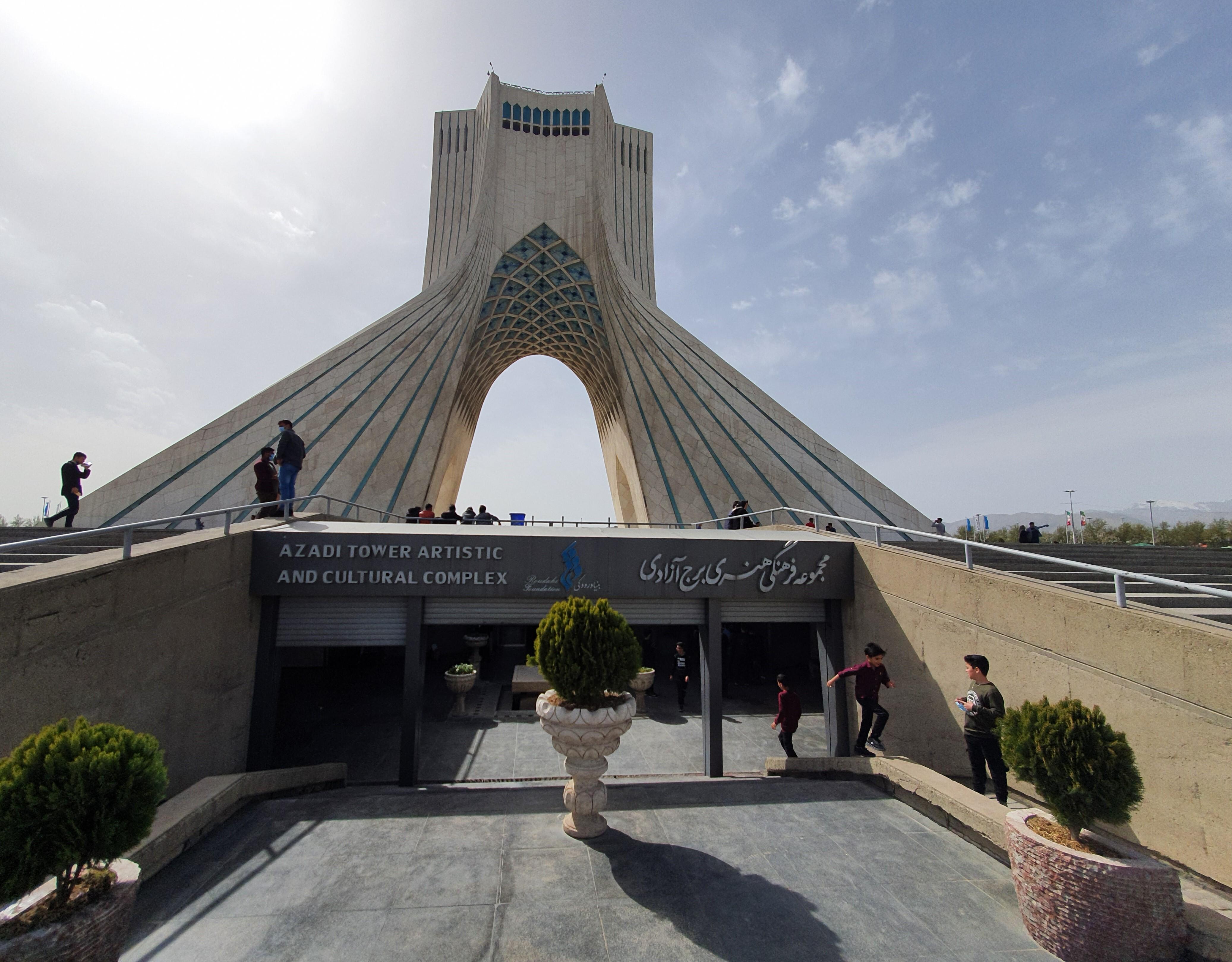 نکاتی مهم درباره برج آزادی، نماد پایتخت