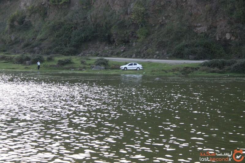 دریاچه ماملو