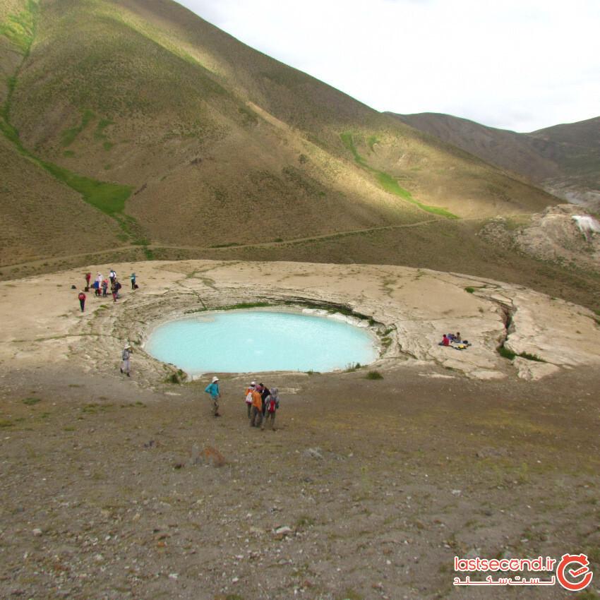 دریاچه دیو آسیاب