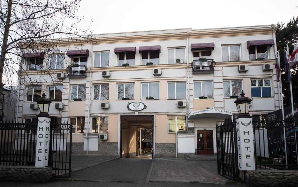 هتل گلد استار تفلیس